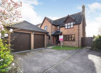 Thumbnail 4 bed detached house for sale in Estella Mead, Newland Spring, Chelmsford