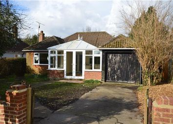 Thumbnail 3 bed detached bungalow for sale in Plough Road, Smallfield, Horley