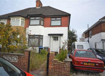Thumbnail 3 bed semi-detached house for sale in Bovingdon Avenue, Wembley, Middlesex