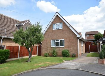 Thumbnail 2 bed bungalow for sale in Granby Court, South Elmsall, Pontefract