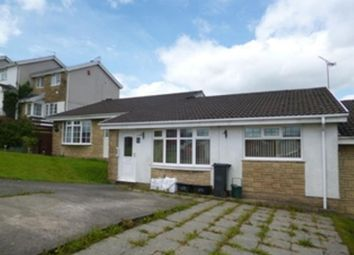 Thumbnail 2 bed bungalow to rent in Ridgewood Gardens, Cimla, Neath