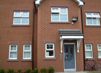 Thumbnail 2 bed flat to rent in Victoria Gardens, Warrington
