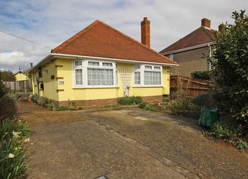 Thumbnail 3 bed detached bungalow for sale in Gore Road, New Milton