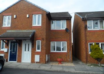 Thumbnail 3 bedroom semi-detached house for sale in Warren Grove, Thornton-Cleveleys