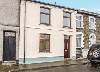 Thumbnail 3 bed terraced house for sale in Bryn Villas, Blaina, Abertillery, Blaenau Gwent