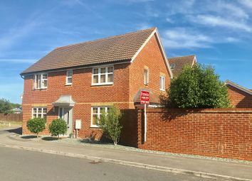 4 bed detached house for sale in Proctor Drive, Lee-On-The-Solent PO13