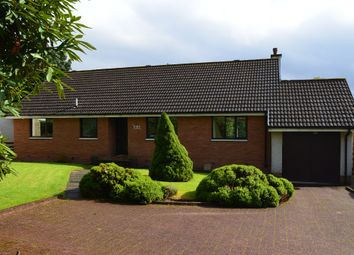 Thumbnail 3 bedroom bungalow for sale in Glenarn Road, Rhu, Helensburgh