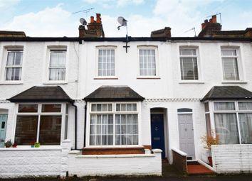 Thumbnail 2 bedroom terraced house to rent in Stanley Gardens Road, Teddington