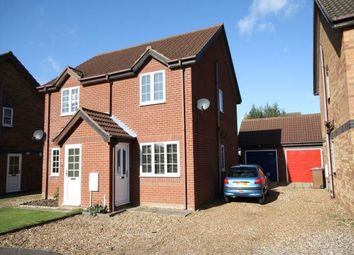 Thumbnail 2 bed property to rent in Poplar Close, Horsford, Norwich