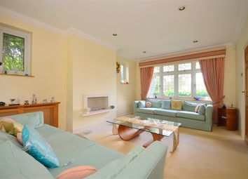 Thumbnail 5 bed detached house for sale in Parkland Close, Chigwell, Essex