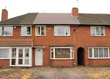 Thumbnail 3 bed terraced house to rent in Thornbridge Avenue, Great Barr