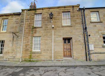 Chapel Lane, Alnwick NE66. 2 bed terraced house