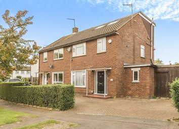 Thumbnail 4 bedroom semi-detached house for sale in Bradshaws, Hatfield