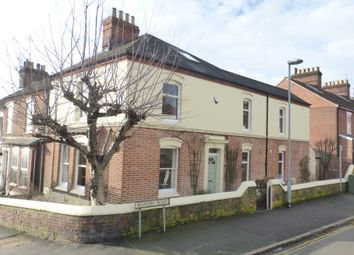 Thumbnail 3 bed end terrace house for sale in Marion Road, Norwich