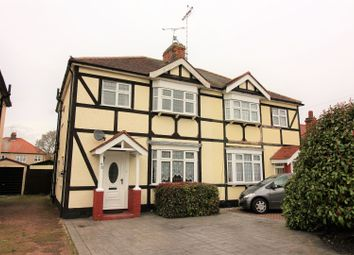 Thumbnail 3 bedroom semi-detached house for sale in Byrne Drive, Southend-On-Sea