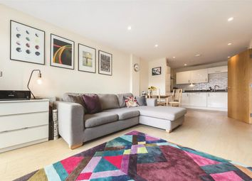 Thumbnail 1 bed flat for sale in Singer Mews, London