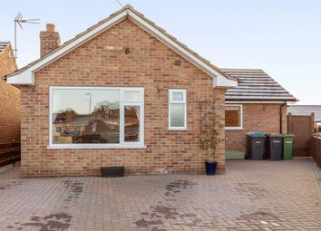 Thumbnail 2 bed detached bungalow for sale in Meadowfields Close, Easingwold, York