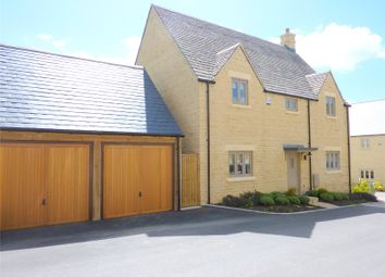 Thumbnail 4 bed detached house to rent in Ovens Close, Cirencester, Gloucestershire