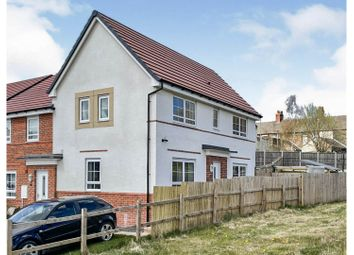 Henry Dunn Avenue, Stoke-On-Trent ST1. 3 bed semi-detached house for sale