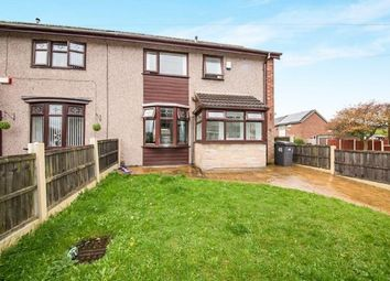 Thumbnail 2 bed end terrace house for sale in Trowbridge Road, Denton, Greater Manchester