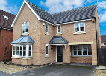 Thumbnail 4 bed detached house for sale in Montague Way, Chellaston, Derby