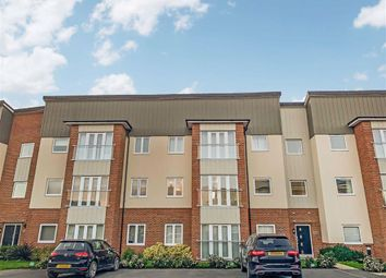 Thumbnail 2 bed flat for sale in Mallard Close, Southam, Warwickshire