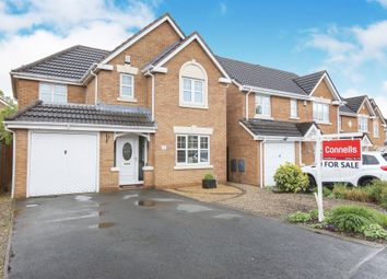 Thumbnail 4 bed detached house for sale in Birchcroft, Off Brewood Road, Coven, Wolverhampton