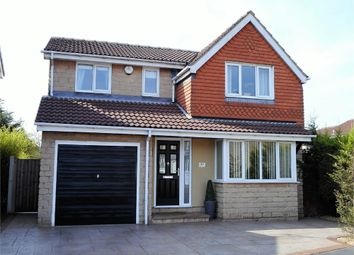Thumbnail 4 bed detached house for sale in Sandmartins, Gateford, Worksop, Nottinghamshire