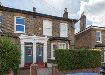 Thumbnail 3 bed semi-detached house for sale in St Donatt's Road, New Cross