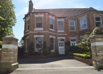 Thumbnail 5 bed semi-detached house for sale in Alexandra Road, Weymouth