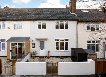 Thumbnail 3 bed terraced house for sale in Headington Road, London