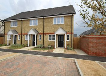 Thumbnail 2 bed end terrace house for sale in Longford Avenue, Staines-Upon-Thames