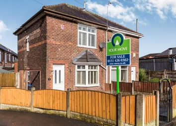 Thumbnail 2 bedroom semi-detached house for sale in Windy Arbor Road, Whiston, Prescot