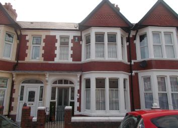 3 bed terraced house for sale in Mayfield Avenue, Victoria Park, Cardiff CF5