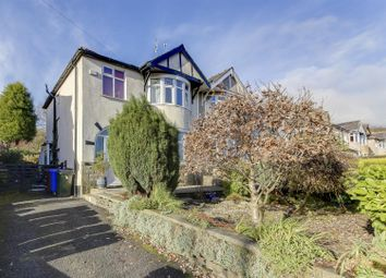 Thumbnail 3 bed semi-detached house for sale in Plantation View, Weir, Bacup