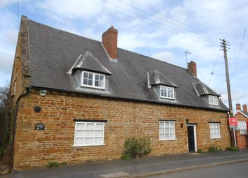 Thumbnail 3 bedroom detached house to rent in Main Street, Slawston, Market Harborough, Leicestershire