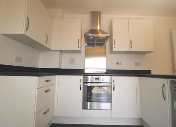 Thumbnail 2 bed flat to rent in Exmoor House Clydesdale Way, Belvedere