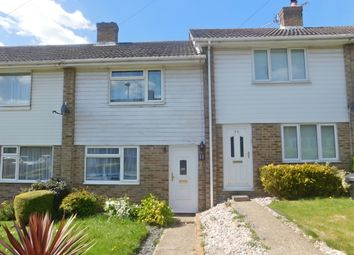 Thumbnail 2 bedroom terraced house to rent in Farmlea Road, Cosham, Portsmouth