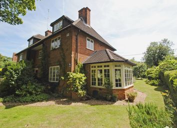 Thumbnail 4 bed semi-detached house for sale in Rectory Road, Streatley, Reading