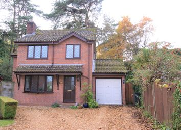 Thumbnail 5 bed detached house for sale in Wyatts Lane, Corfe Mullen, Wimborne, Dorset