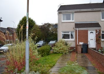Thumbnail 2 bed flat for sale in Sinclair Grove, Bellshill