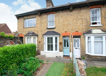 Thumbnail 2 bed terraced house for sale in St. Pauls Terrace, Canterbury