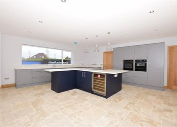 Thumbnail 5 bed detached house for sale in Colliery Lane, Woodnesborough, Sandwich, Kent