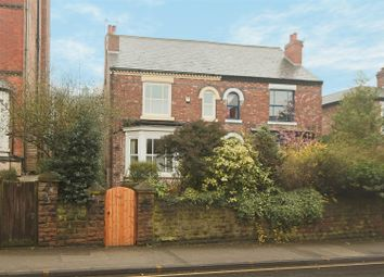 Thumbnail 3 bed semi-detached house for sale in Nottingham Road, New Basford, Nottingham