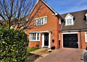 Thumbnail 3 bed semi-detached house for sale in Pearcy Close, Romford