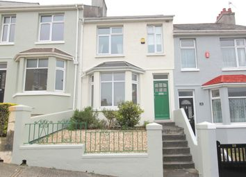 Thumbnail 3 bedroom terraced house to rent in Sturdee Road, Plymouth