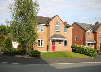 Thumbnail 4 bed detached house for sale in Gadbury Fold, Atherton, Manchester, Greater Manchester.