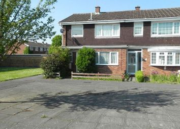 Thumbnail 3 bed end terrace house to rent in Golden Vale, Churchdown, Gloucester