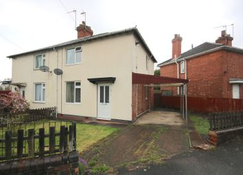 Thumbnail 3 bed semi-detached house for sale in Thompsons Road, Coventry
