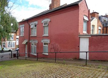 Thumbnail 3 bed end terrace house for sale in Granby Avenue, Leicester